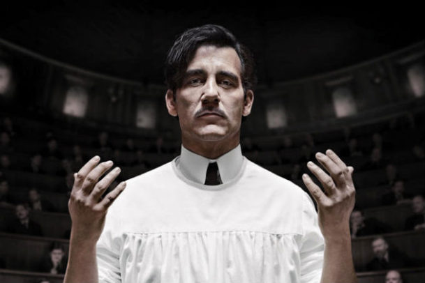 The Knick: Clive Owen.