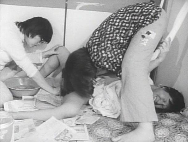Gokushiteki erosu: Renka 1974: Parto